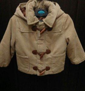 Курточка пальто весна- осень