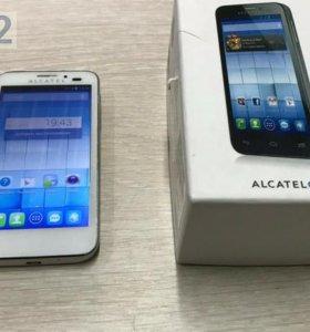 Смартфон Alcatel OneTouch Snap 7025