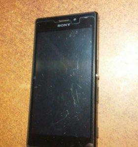 Продам телефон sony XPERIA M2 Dual