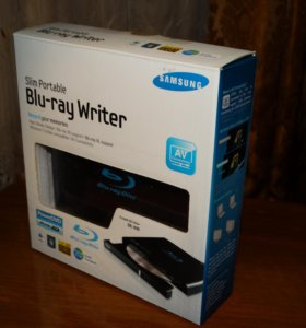 Внешний пишущий blu-ray привод Samsung SE-506AB