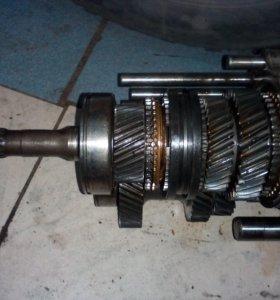 Двигатель 3vze,МКПП R150L