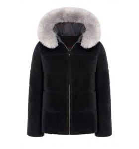 Утепленная куртка коллекция Валентина Юдашкина