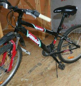 Велосипед 6-ти скоростной.