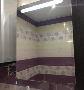 Зеркало-шкаф для ванной Новое