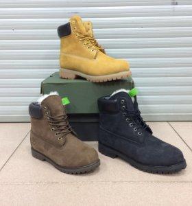Ботинки зима/осень мужские Timberland