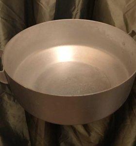 Кастрюля алюминиевая 4 литра