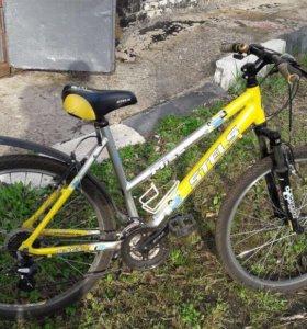 Велосипед стелс женский