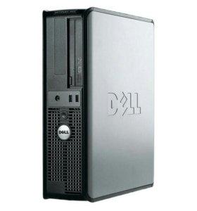 Компьютер DELL 330 и монитор(отдельно)