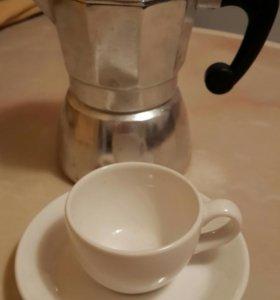 Кофеварка гейзер