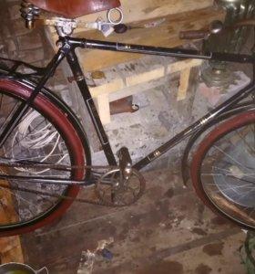 Велосипед прогресс СССР