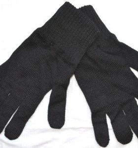 Перчатки вязанные ВКБО ВС РФ