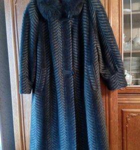 Пальто женское р.56-58