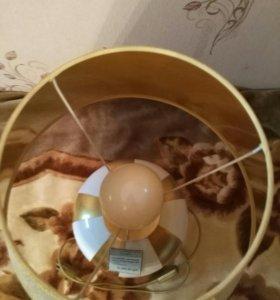 Лампа декоративная, производство Италия