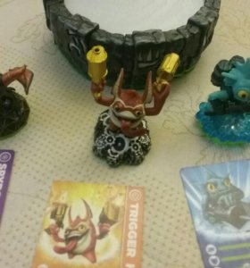 Игры ps3.Skylanders Spyros Adventure