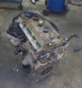 Двигатель Тайота 1 NZ
