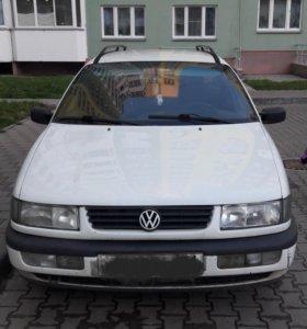 Volkswagen passat 1994 торг