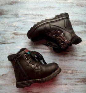 Ботинки зимние2) 25