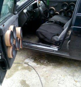Car audio ваз 2110