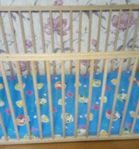 Кроватка детская Ikea