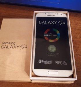Новые Samsung Galaxy S4 White