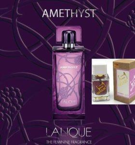 Супер стойкие Shaik Lalique 2 аромата для женщин