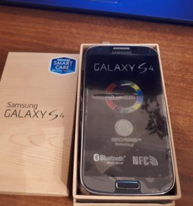 Samsung Galaxy S4 Black Новые
