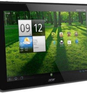 Планшет acer Iconia Tab A701 32Gb Black 3G