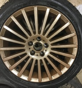 R17 Subaru 5x100