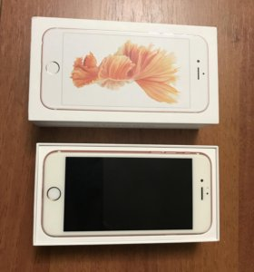 IPhone 6s Rose Gold 64 gb оригинал