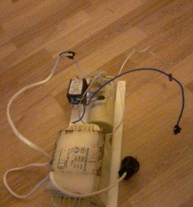 Комплект днат 600 ватт + лампа 600 Б/У