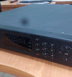 Цифровой 16-канальный видеорегистратор RVI-R16MA