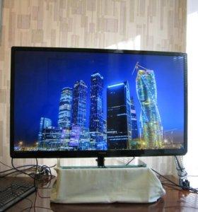 Smart TV доставлю на дом 107см, LED, Full HD 1080p