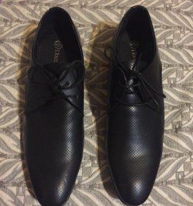 Туфли мужские новые 41 размер