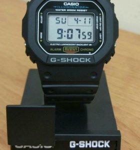 Часы Casio DW5600E-1V G-SHOCK