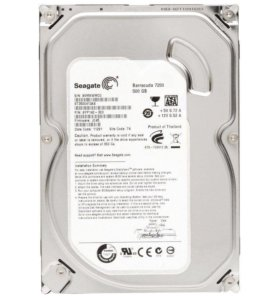 Seagate Barracuda 7200.12 ST500DM002