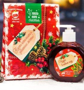 Подарочное жидкое мыло