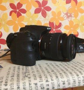 Фотоаппарат зеркальный Sony alpha A58