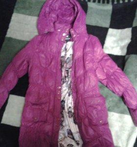 Куртка -пальто