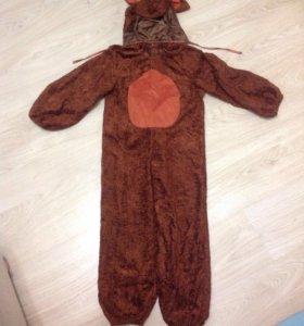 новогодний костюм северного оленя