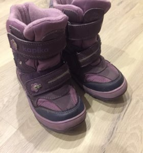 Ботинки . Зима . Мембрана