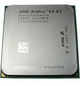 AMD Athlon 64 X2 4200+ Manchester (S939, L2 1024Kb