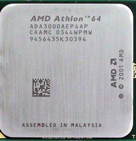 AMD Athlon 64 3000+ Newcastle (S754, L2 512Kb)