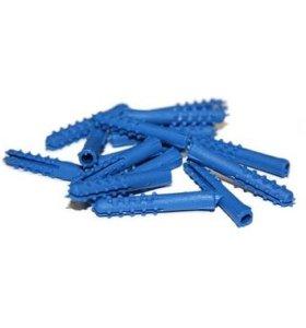 Дюбель распорный синий тип 2