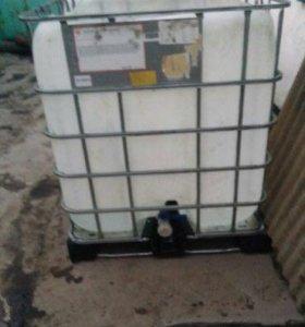 Куб под септик