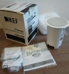 влагостойкая колонка KEF Ci80.2QR