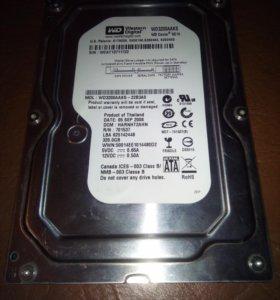 Жесткий диск 320 ГБ для компа б/у