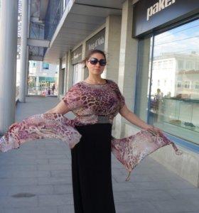 вечернее платье 50 р