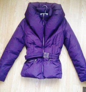 Пуховик куртка 44 46 размер
