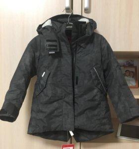 Новая куртка рейма 104