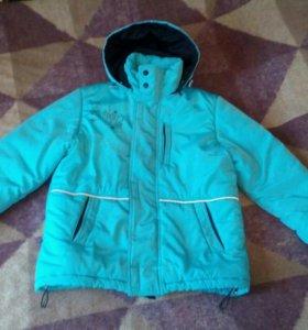 Зимняя куртка р.46-48